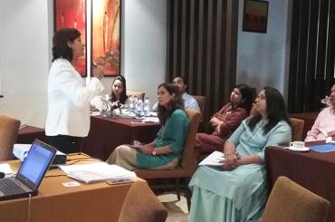 Shyamli Rathore Sidman Bespoke Leadership Development Solutions