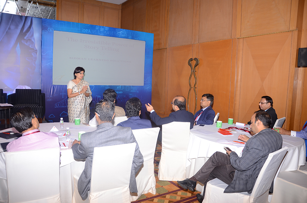 Shyamli Rathore Sidman Leadership Cafes