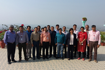 Shyamli Rathore Sidman Strategy Offsite Retreats